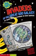 Eek & Ack, Invaders from the Great Goo Galaxy (Graphic Sparks) Cover