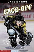 Face-Off (Jake Maddox Sports Story) Cover