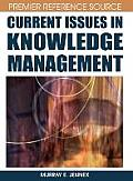 Current Issues in Knowledge Management