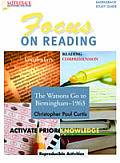Watsons Go to Birmingham 1963, the Reading Guide (Saddleback's Focus on Reading Study Guides)