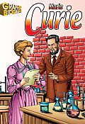 Graphic Biography Marie Curie