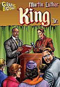 Martin Luther King Jr. Graphic Biography (Saddleback Graphic Biographies)