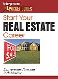 Pocket Start Your Real Estate Career Ent