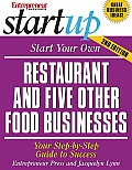 Start Your Own Restaurant & Five Other Food Businesses Your Step By Step Guide to Success