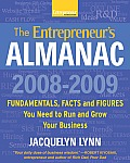 Entrepreneurs Almanac Fascinating Figures Fundamentals & Facts You Need to Run & Grow Your Business