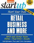 Start Your Own Retail Business...