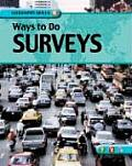 Ways to Do Surveys