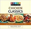 Knack Chicken Classics: A Step-By-Step Guide to Favorites for Every Season (Knack: Make It Easy)