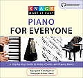 Knack Piano for Everyone: A Step-By-Step Guide to Notes, Chords, and Playing Basics (Knack: Make It Easy)
