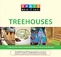Treehouses: A Step-By-Step Guide to Designing & Building a Safe & Sound Structure