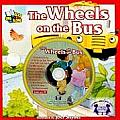 Wheels on the Bus Read & Sing Along Book and Music CD (Songs and Stories)