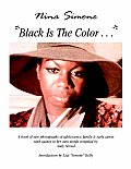 Nina Simone ''Black Is the Color...''