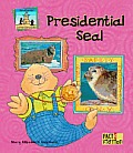 Presidential Seal Cover