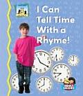 I Can Tell Time with a Rhyme!