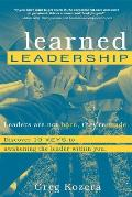 Learned Leadership