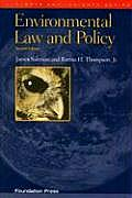 Environmental Law and Policy (2ND 07 - Old Edition)