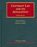 Contract Law and Its Application (7TH 06 - Old Edition)