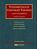 Fundamentals of Corporate Taxation- Cases and Materials