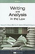 Writing & Analysis In The Law
