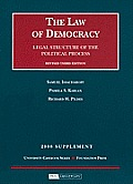 Law of Democracy-2008 Supplement (Rev 08 Edition)