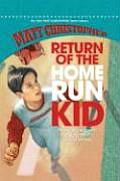 Return of the Home Run Kid (New Matt Christopher Sports Library)