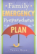 Family Emergency Preparedness Plan Cover