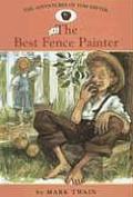 Adventures of Tom Sawyer #02: The Best Fence Painter Cover