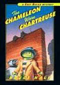 The Chameleon Wore Chartreuse (Chet Gecko)