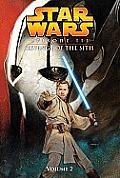 Star Wars Episode III: Revenge of the Sith, Volume 2