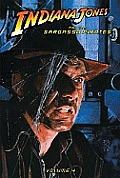Indiana Jones and the Sargasso Pirates #04: Indiana Jones and the Sargasso Pirates, Volume 4