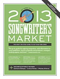 2013 Songwriter's Market (Songwriter's Market) Cover