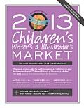 2013 Childrens Writers & Illustrators Market