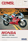 Clymer Honda CBR600F4