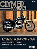 Harley Davidson XL/Xlh Sportster 1986-2003 (Clymer Motorcycle Repair)