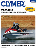 Yamaha Four Stroke Pwc 2002-2009
