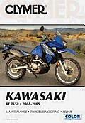 Clymer Kawasaki Klr650 2008 2009