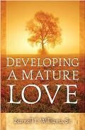 Developing a Mature Love