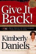 Give It Back!: Tactical Guide for Spiritual Warfare