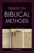 Primer on Biblical Methods