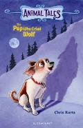The Pup Who Cried Wolf (Animal Tales) Cover