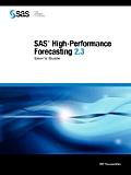 SAS High-Performance Forecasting 2.3: User's Guide