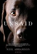 Unsaid Cover