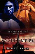 Fifth Planet #2: Sword Empire Cover