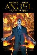 Angel (IDW Publishing) #02: Angel: After the Fall Volume 2 - First Night Tpb