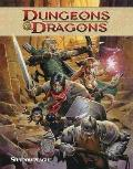 Dungeons &amp; Dragons, Volume 1: Shadowplague Cover