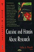 Cocaine and Heroin Abuse Research