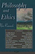 Philosophy and Ethics: New Research