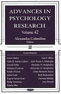 Advances in Psychology Researchvolume 42