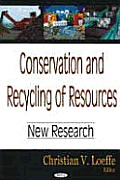 Conservation and Recycling of Resources