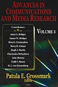 Advances in Communications and Media Researchv. 3